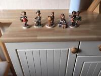Goebel of west Germany figurines