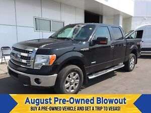2014 Ford F-150 XLT EcoBoost. Trailer Tow.
