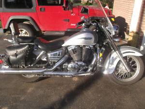 2001 Honda Shadow Aero [[[[[  1100cc  ]]]]]]]