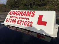 Manual & Automatic Driving Instructors Required