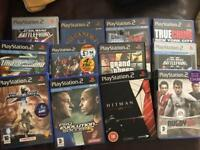Playstation 2 plus games