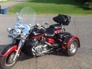 Great bike. Lots of extras