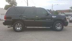 CADILLAC ESCALADE *** FULLY LOADED *** EASY FINANCING