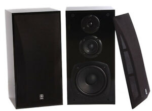 Yamaha Loudspeakers 3-Way