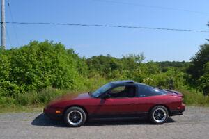 1990 Nissan 240SX Coupe (2 door)