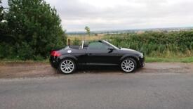 Audi TT TFSI Remapped,81k £7,995