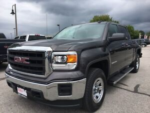 2015 GMC Sierra 1500 4WD 5.3L V8 Short Box Crew Cab Bluetooth Ba