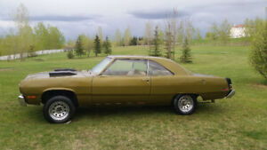 Plymouth scamp (solid car)