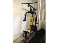 Everlast EV500 Multigym-as new, assembled but never used.