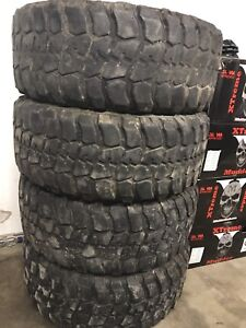 Set of 4 Federal 20 inch Tires For sale