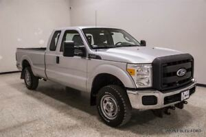2012 Ford F-250 XL -**SNOW PLOW INCLUDED**