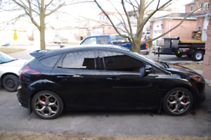 2014 Ford Focus ST certified