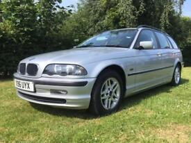 Bmw e46 se estate with low miles 39k and one owner from new !!!