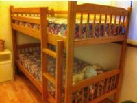 Bunk bed for sell- £70 (in Aberdeen)