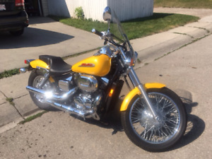 Mint Honda Shadow Spirit