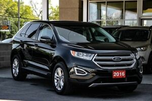2016 Ford Edge SEL - AWD Leather & Panoramic Moonroof & Navigati