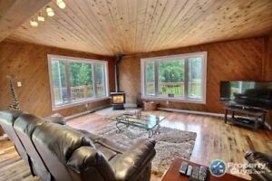 Waterfront Cottage on 12 Acres-REDUCED