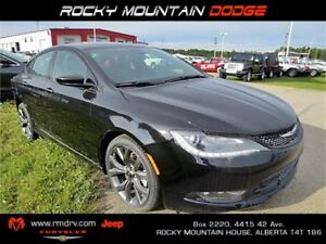 2015 Chrysler 200 S Edition /Sunroof * REDUCED PRICE *