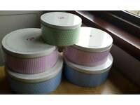 Decorative Cake Tins