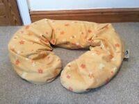 Microbead pillow/cushion