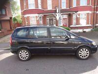 Vauxhall Zafira 2.2i 16V Elegance 5dr