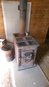 Woodstove for sale $100