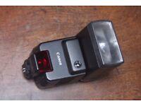 Canon Speedlite 420EZ Flash Unit for all Canon DSLR EOS