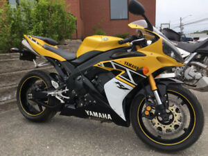 50th Anniversary Yamaha R1 for sale.