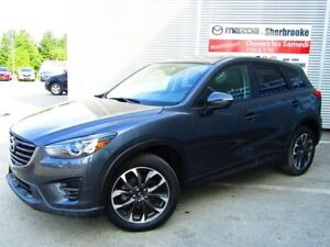 2016 Mazda CX-5 GT 26500KM AWD CUIR TOIT OUVRANT NAVIGATION