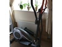 Body sculpture programmable elliptical strider