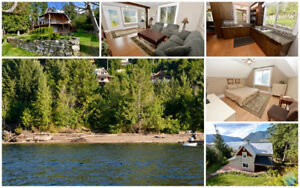 Shuswap Beach House