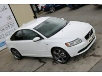 2009 VOLVO S40 1.6 D DRIVE SE 109 BHP 4DR SALOON ( FINANCE & WARRANTY AVAILABLE )