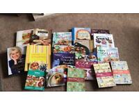 Weightwatchers recipe books