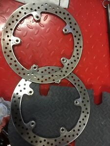 Bmw r1200rt front rotors