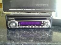 Kenwood KDC-3031A cd receiver 45watts x 4
