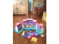 Fisher Price Dolls House & furniture