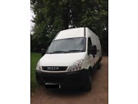 Iveco Daily LWB Panel Van. Bought for Camper conversion