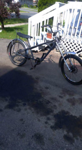 2005 limited edition norco. Nnc chopper