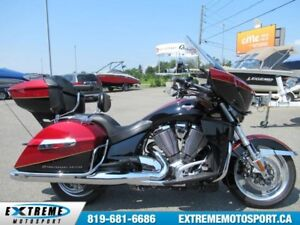 2014 Victory Motorcycles Cross  Country Tour Edition 15th Annive