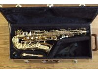 (Used) Arbiter Alto Saxophone