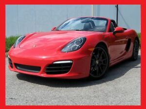 2013 Porsche Boxster S+(PDK)+NAVIGATION+LOADED