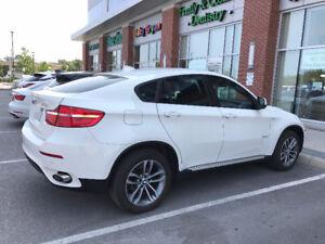 2014 BMW X6 xDrive35i SUV, Crossover