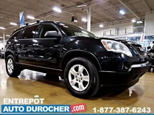 2010 GMC Acadia SLE1 - 8 PASSAGERS - AUTOMATIQUE