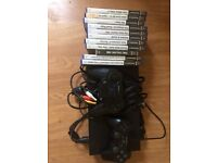 Playstation 2 games controllers memory card
