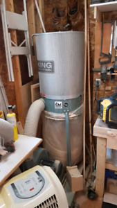 King Industrial Dust Collector