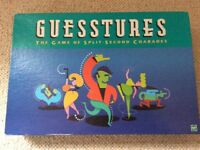 Guesstures by Hasbro and MB Games