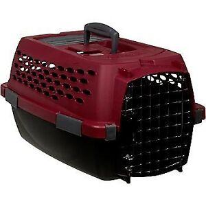 "Pet carrier:  Petmate Kennel Cub , medium (23"" x 14,5"" x 11,5"")"