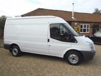 Short-Notice Man and Van Hire from £15ph Reliable