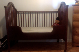 Bassinet & Table a langer