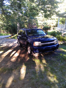 2001 Chevrolet Trailblazer SUV, Crossover